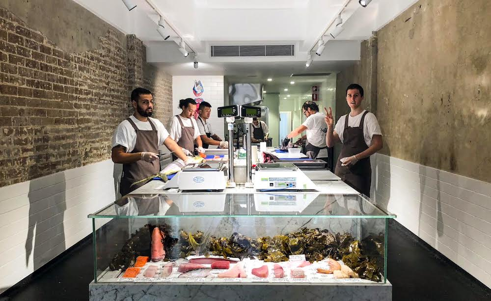 fish butchery paddington