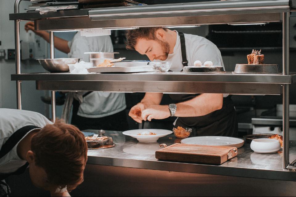 Michael Carr Restaurant 92 Harrogate Interview