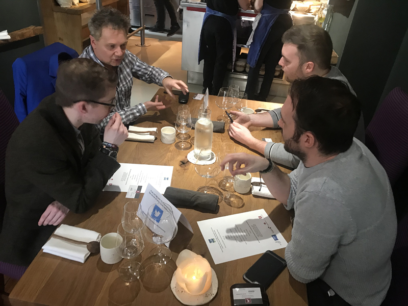 TSC Live Networking Lunch