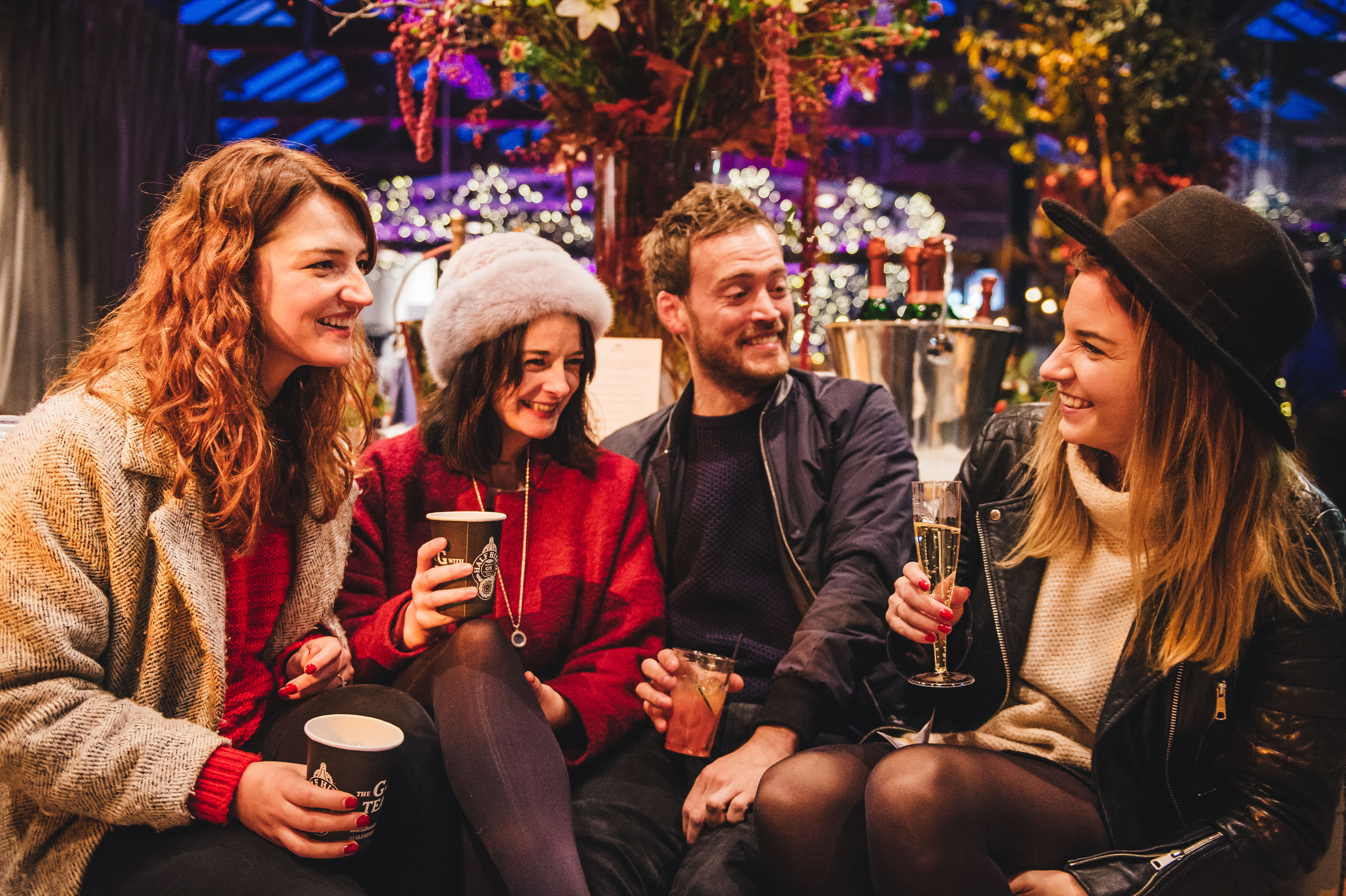 Win a pair of day tickets to Taste of London The Festive Edition
