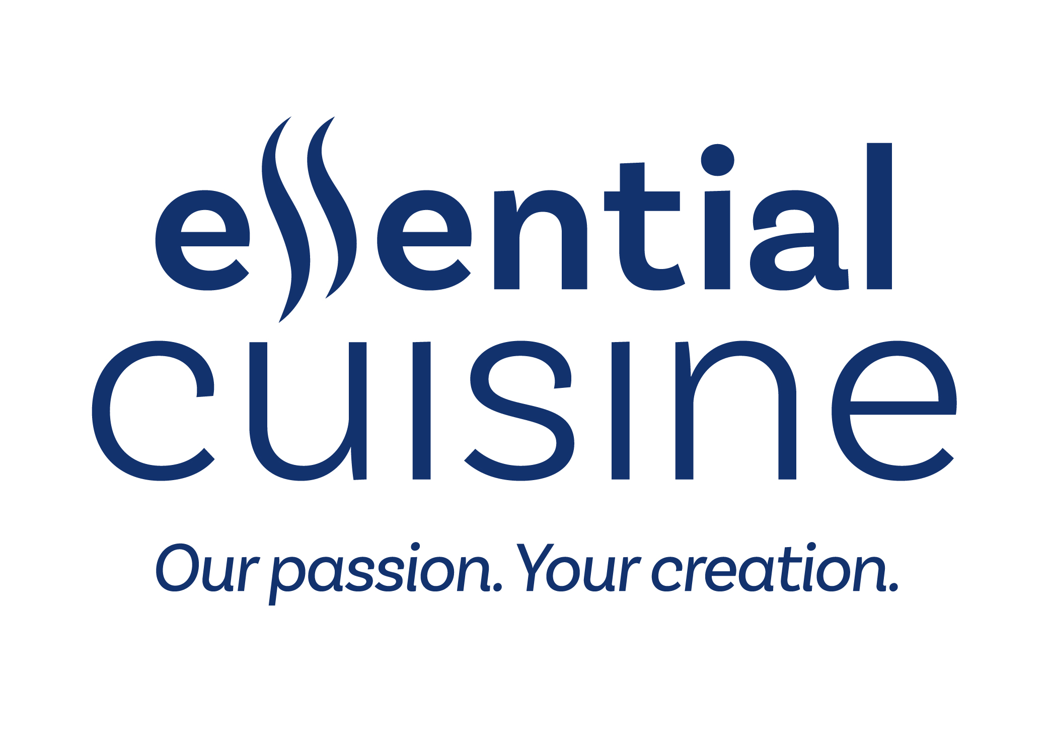 Essential Cuisine Logo (Blue) RGB