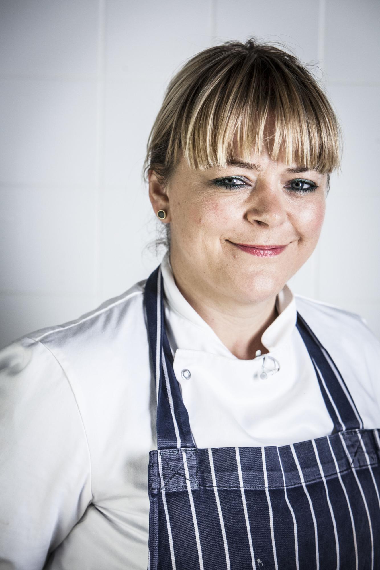 Marianne Lumb - Great British Menu 2018 chefs - Central heat
