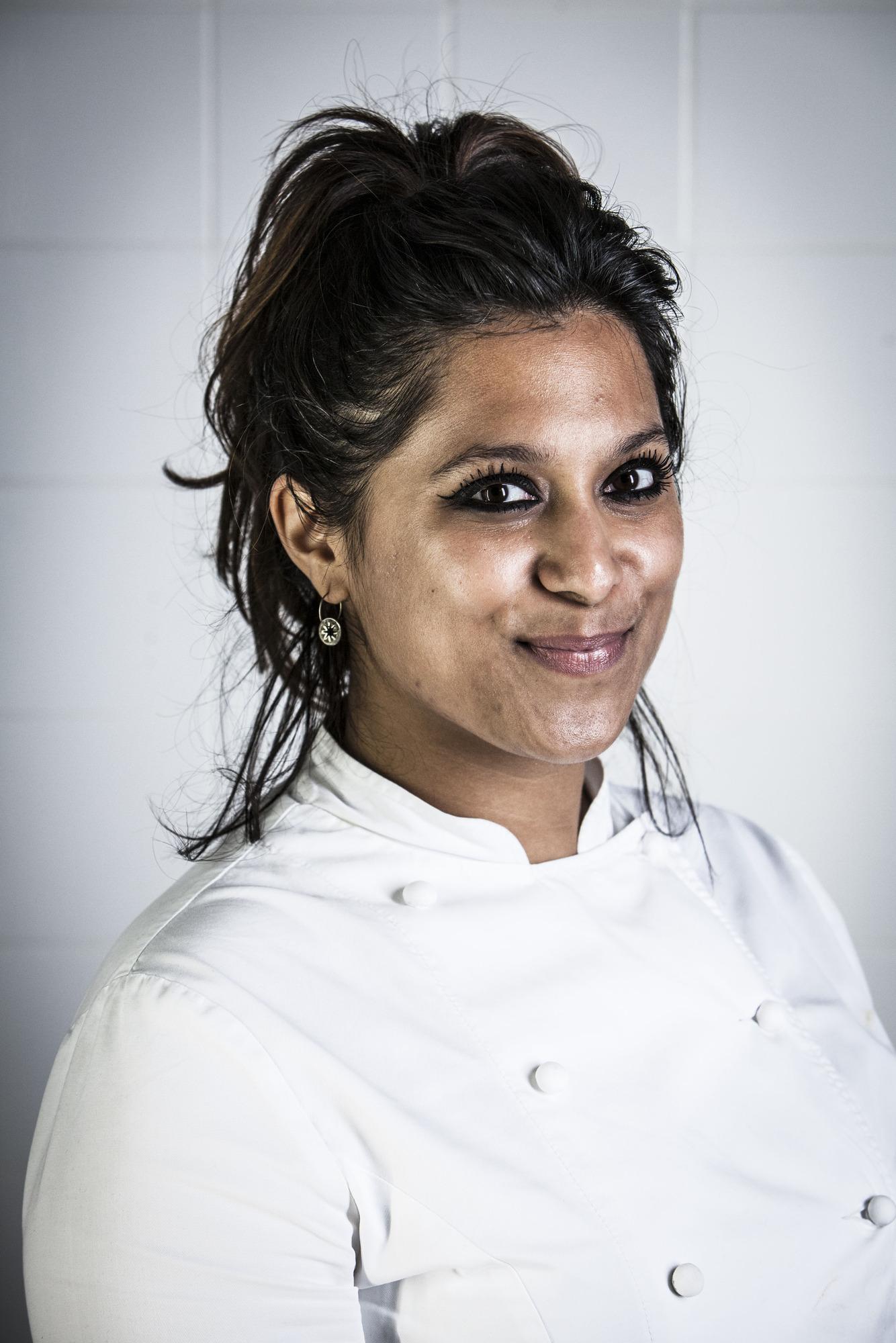 Great British Menu 2018 chefs - Sabrina Gidda