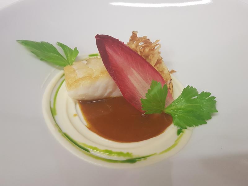 Skrei Cod%2C Fish sauce%2C Celeriac%2C Chicory low res