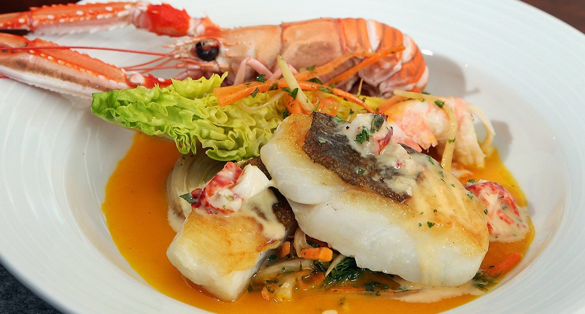 loch bay dish