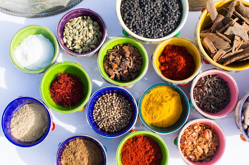 Kasbah Tamadot 2012 Cooking Class 100 low res