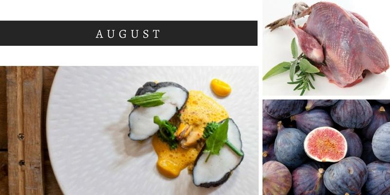 August seasonal update