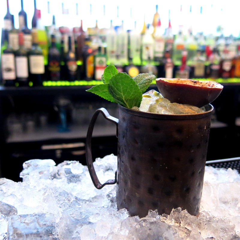 JAMROCK Barbadian Rum Cocktail by Michal Golecki%2C head mixologist at Studio Bar%2C K West Hotel & Spa