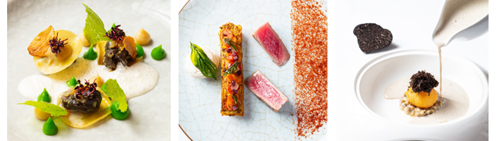 Sebastian Reischer, The Staff Canteen, What is hot on the Chef plus mobile app, chefs to follow, food pics