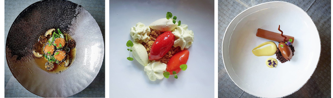 Simon Higgins, The Staff Canteen, What is hot on the Chef plus mobile app, chefs to follow, food pics