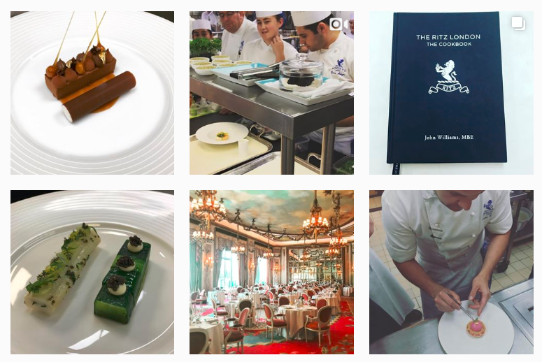 The Staff Canteen Instagram Takeover, chefs to follow