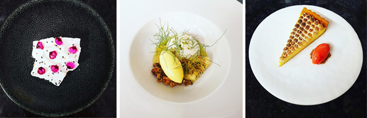 Sam Willis, The Staff Canteen, What is hot on the Chef plus mobile app, chefs to follow, food pics