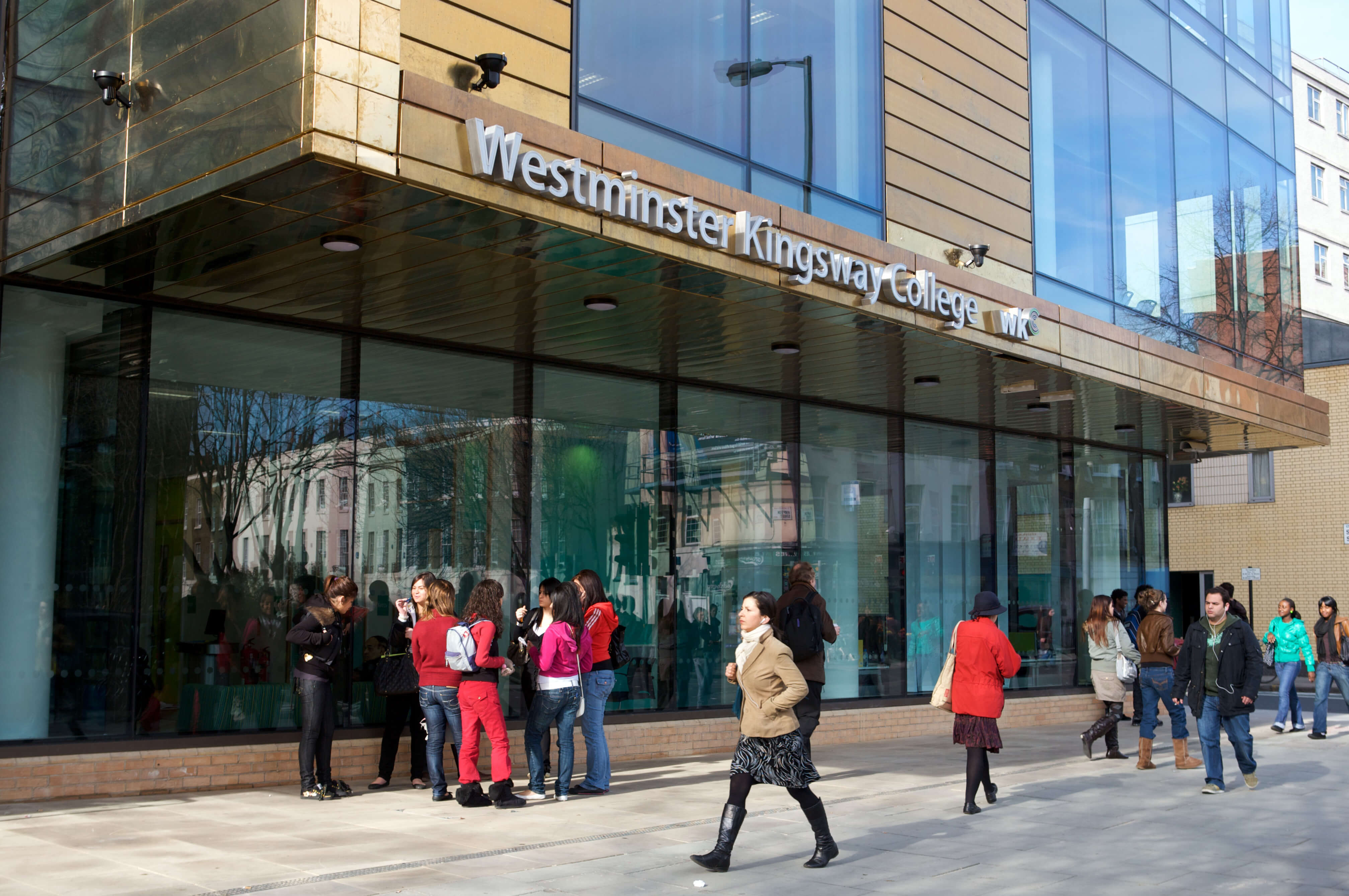 Westminster kingsway college 2