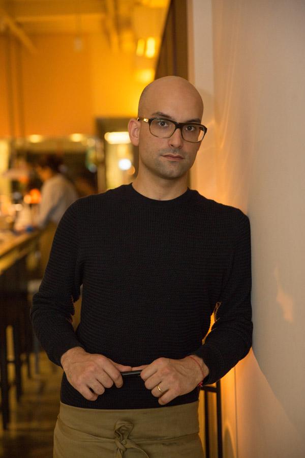Portrait  Chef Owner Ivan Brehm 2  low res