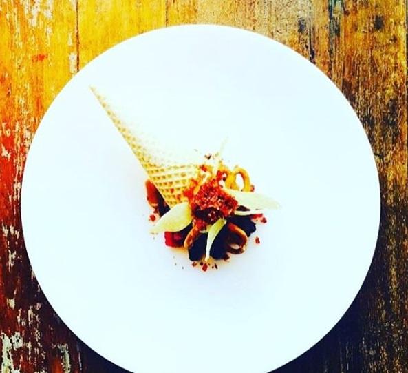 cone dish