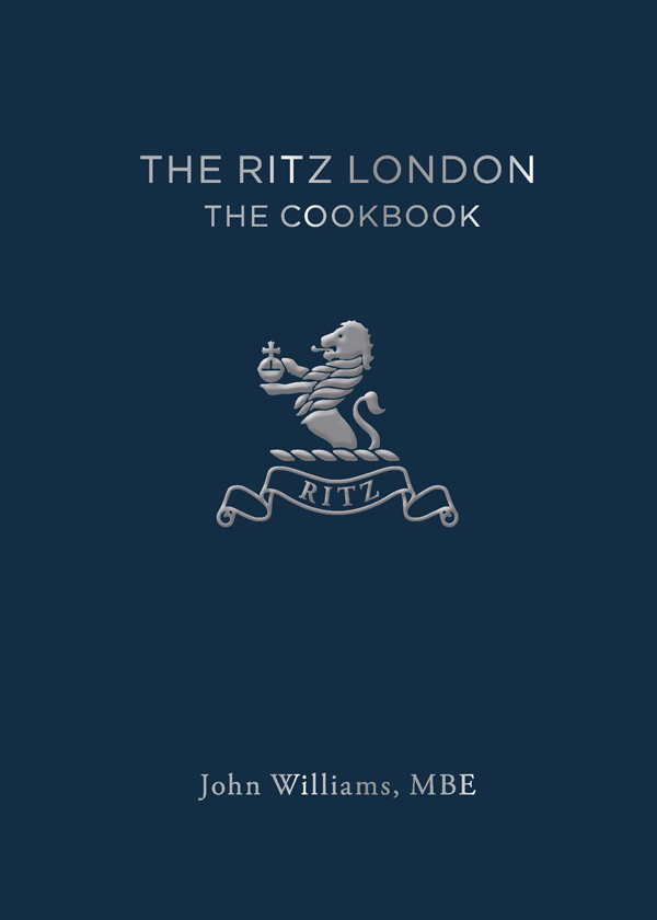 The Ritz Cookbook cover low res