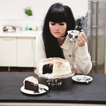 beehive black cake