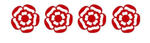 four rosette logo