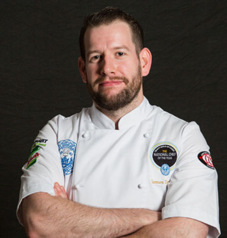 James Devine, National Chef of the Year 2017