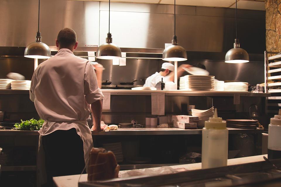 Cooks Chefs Food Restaurant Kitchen 2623071