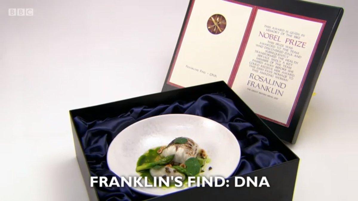 FRANKLINS FIND DNA