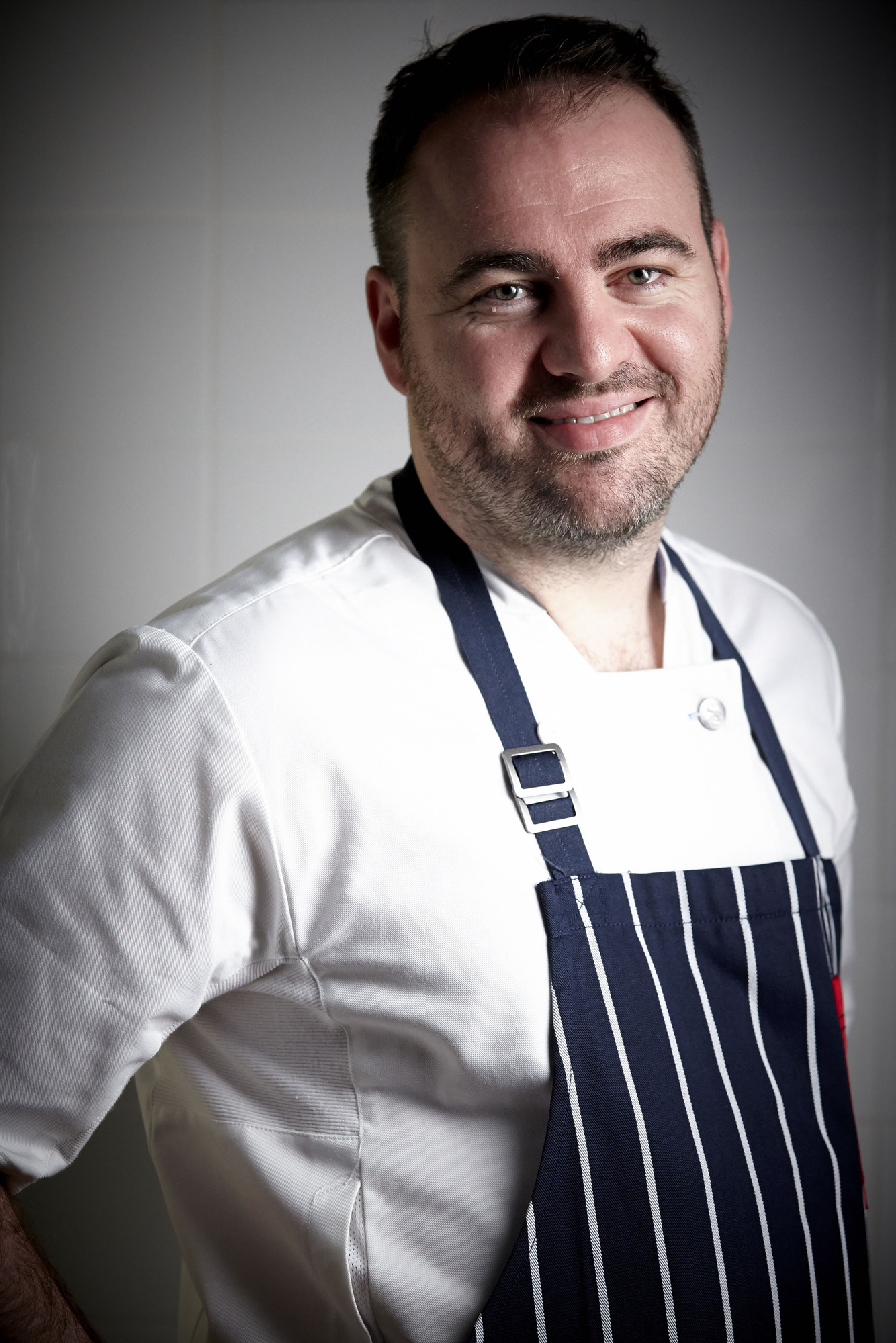Nick Deverell Smith, chef owner, The Churchill Arms, Great British Menu 2017