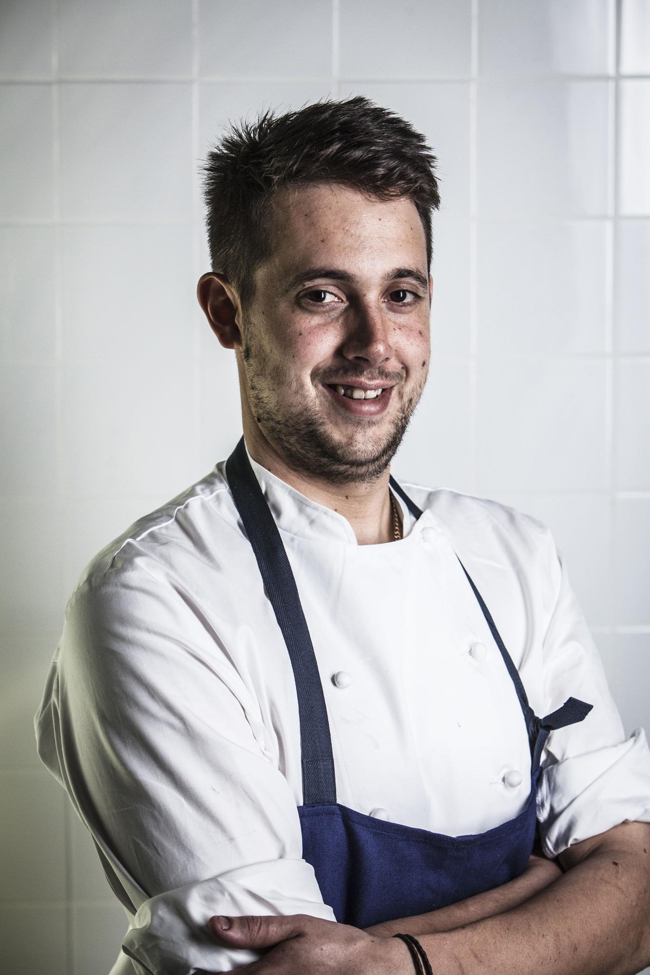 Tom Parker great British menu 2017