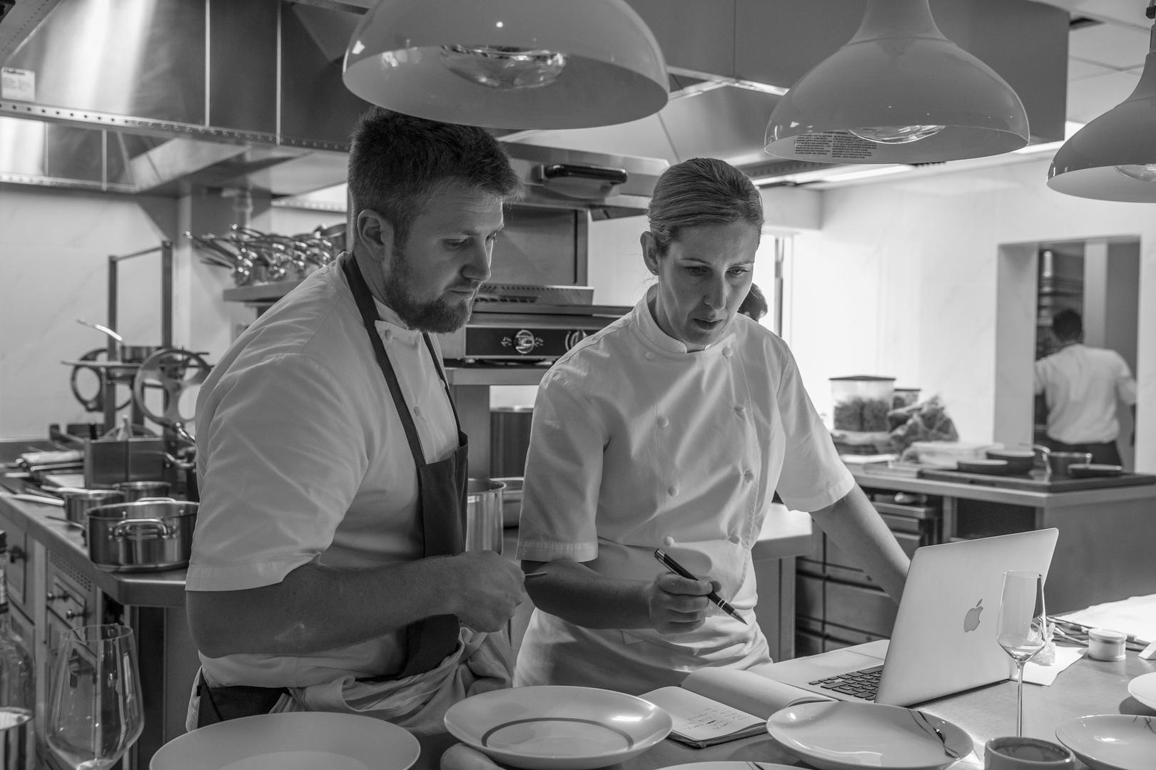 Jonny Bone, head chef, Core by Clare Smyth