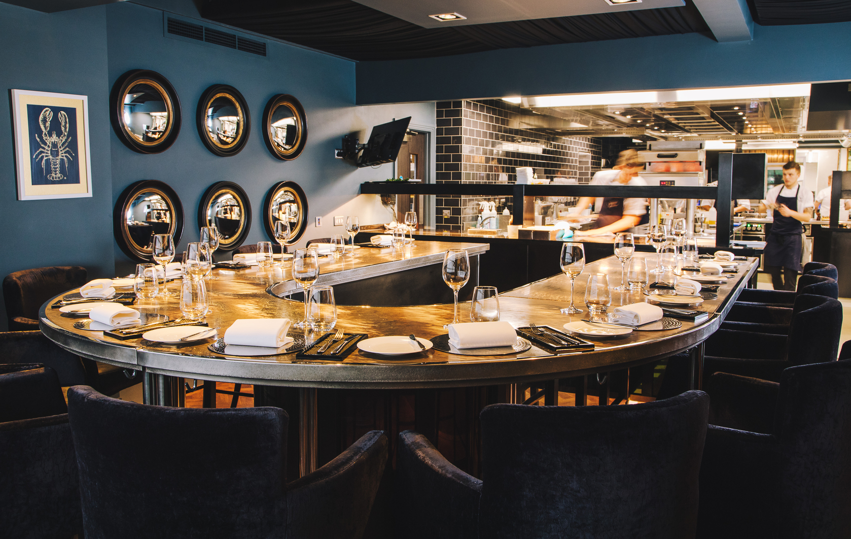 Adams Restaurant, Birmingham