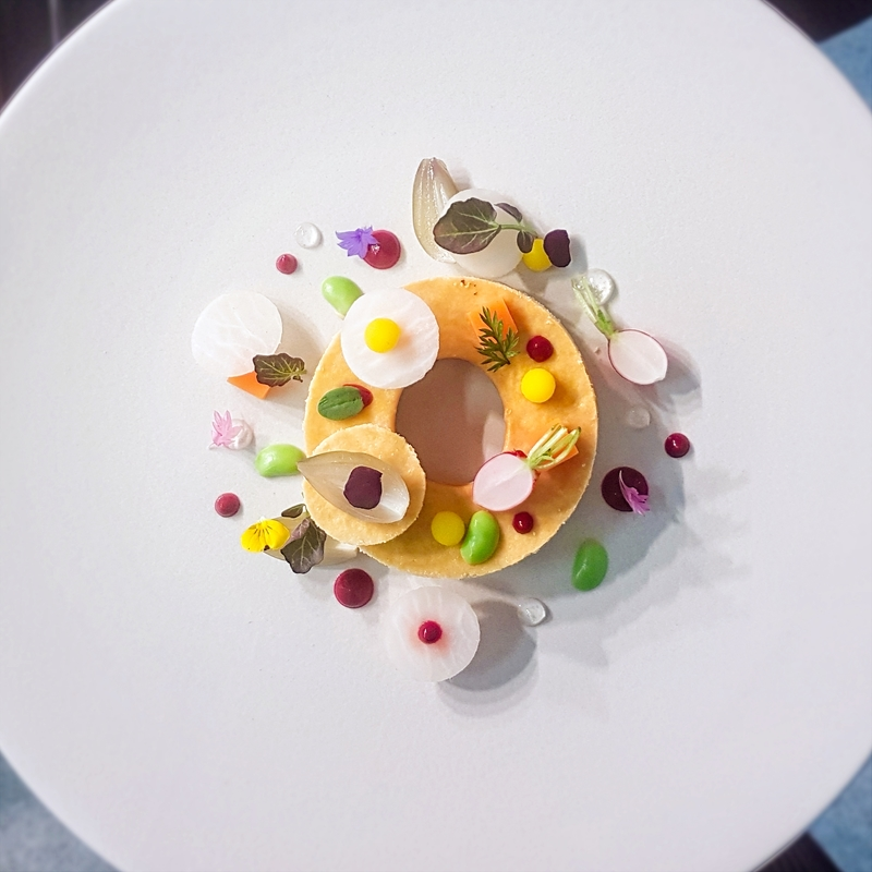 Smoked haddock & autumn by chef Peter Biro, food pics, top chefs to follow on Instagram