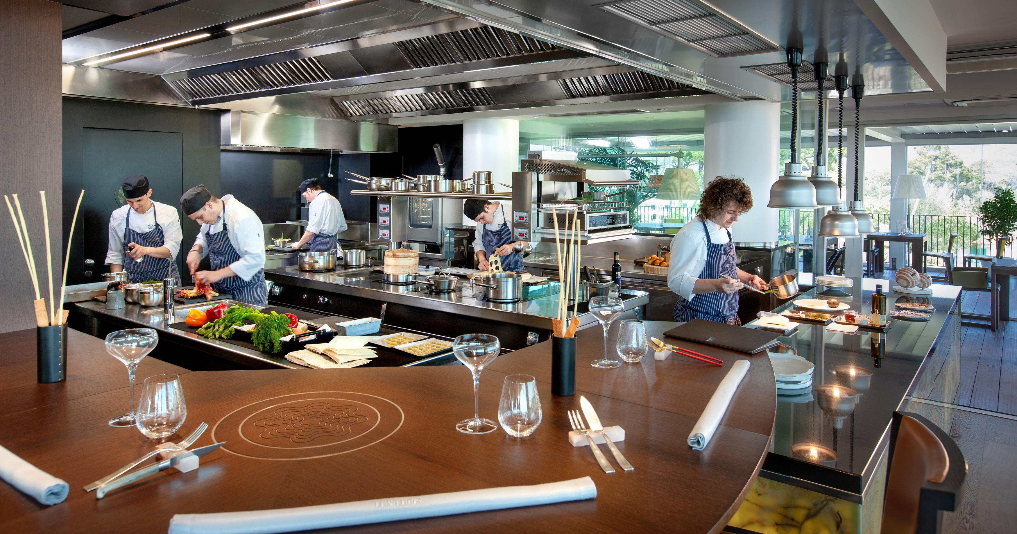 Lux Lucis kitchen