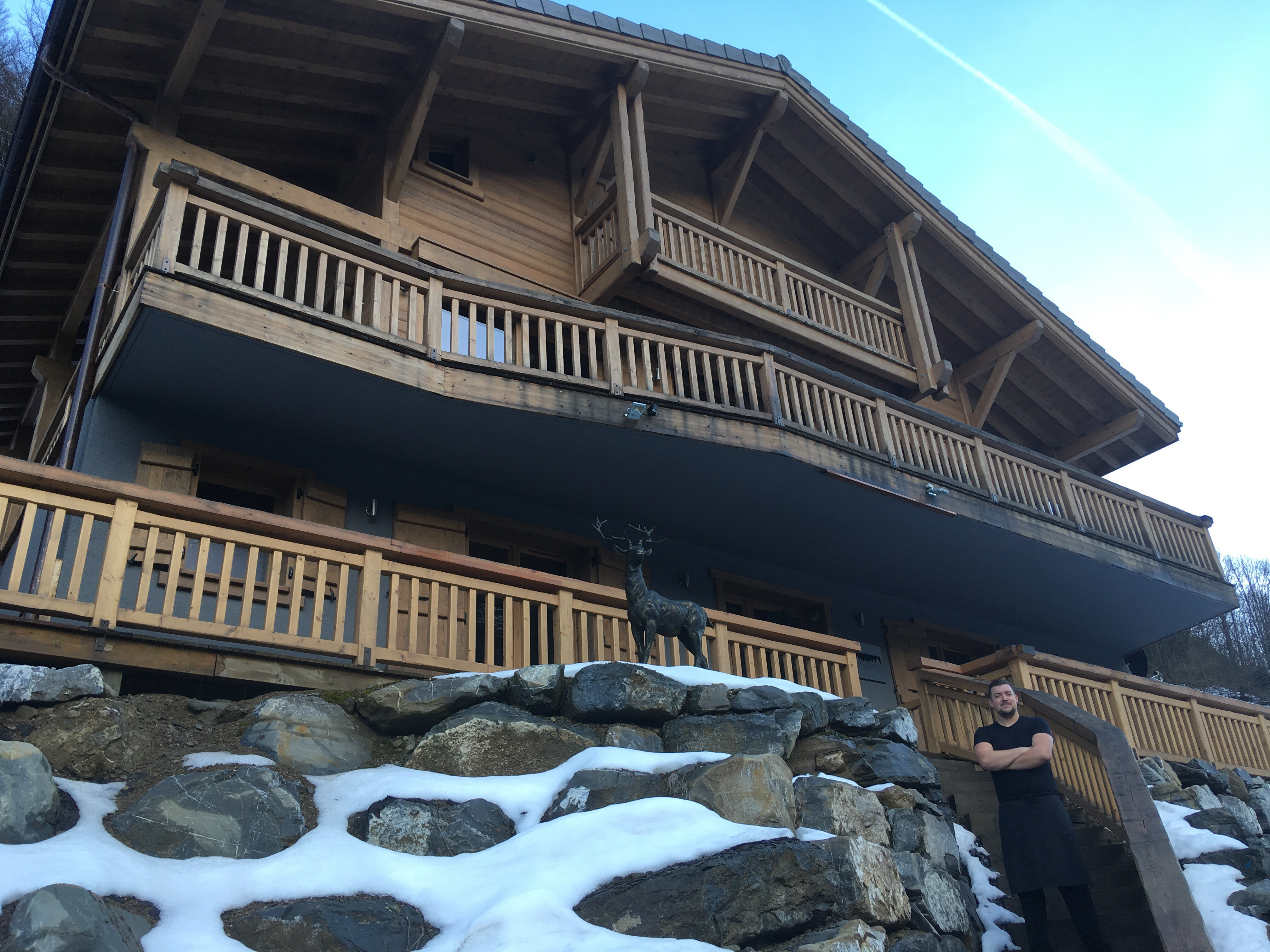 Chalet Vorlaz, Morzine, chalet chef, chefs to follow, The Staff Canteen