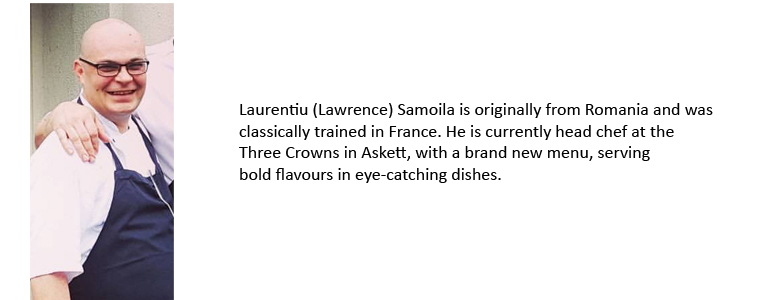 Laurentiu Samoila, Three Crowns in Askett bio