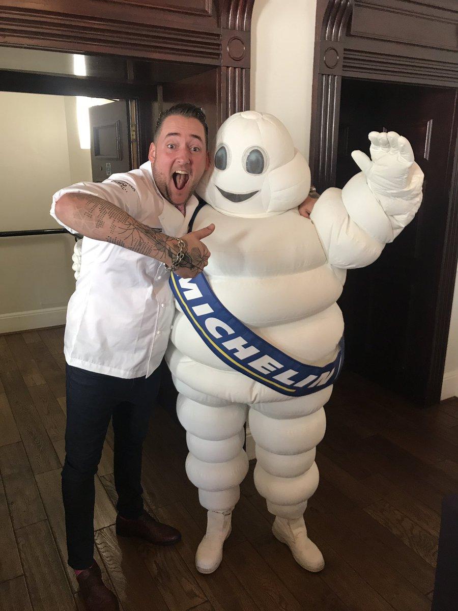 Matt Worswick, The Latymer, Pennyhill Park, one Michelin star, Michelin Guide UK 2018