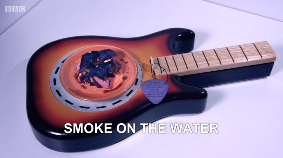 Smoke on the Water Ryan Simpson Trotman