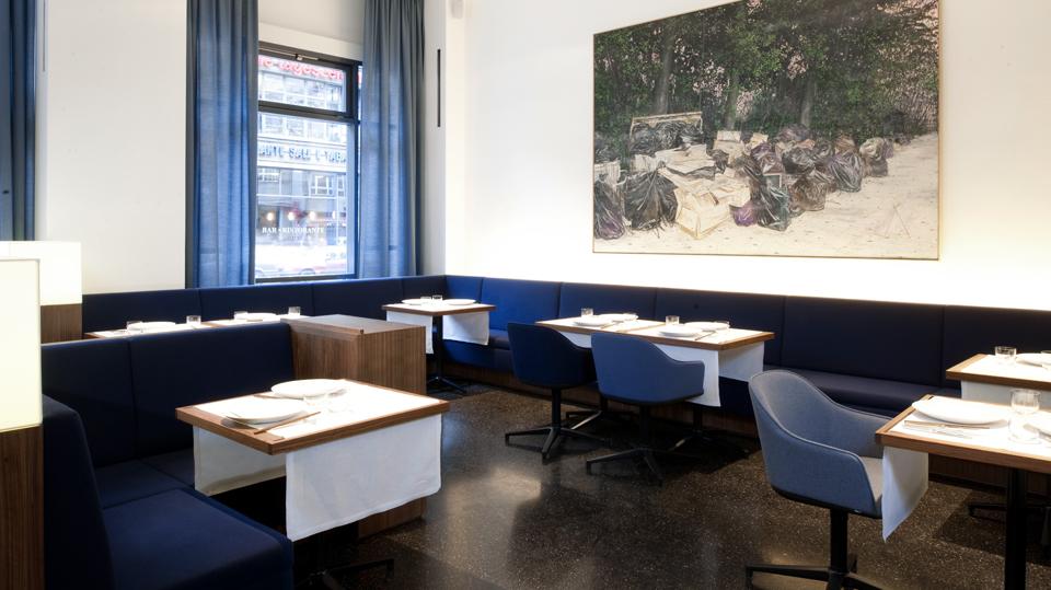 Restaurant Tim Raue interior