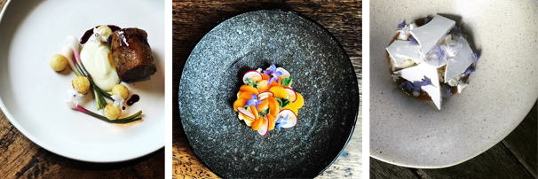 Alan Dawes, chefs to follow, The Staff Canteen, Chef Plus, mobile app, food pics