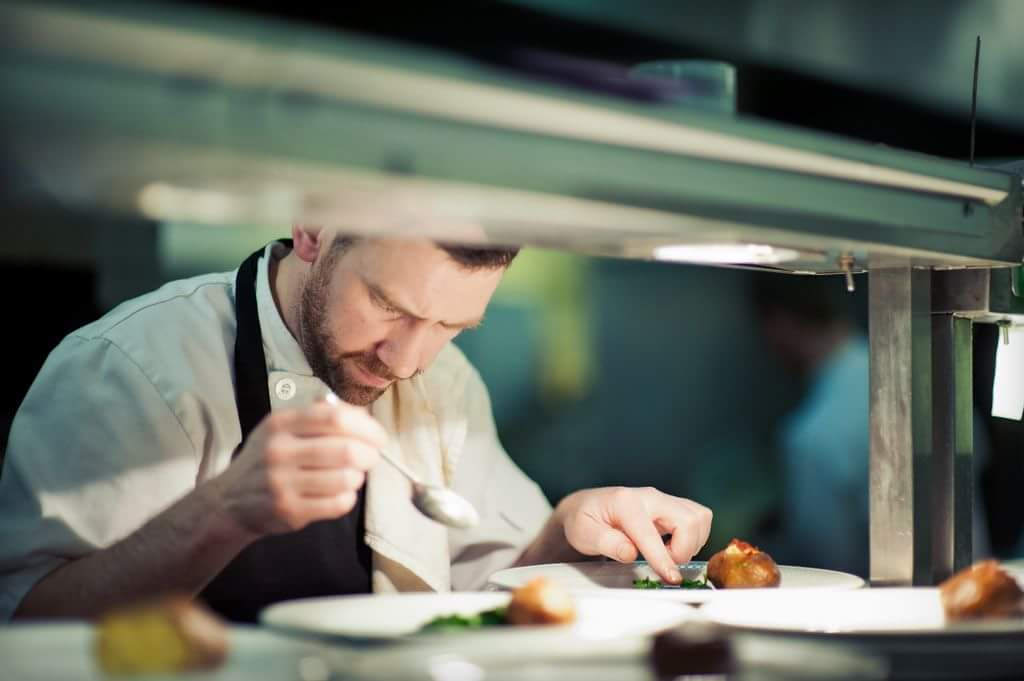 Chad Byrne, head chef, The Brehon, Killarney, The Staff Canteen, Chef Plus, Member of the Month