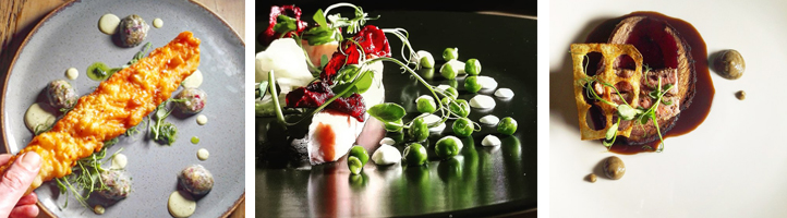 Lewis Myzak, chefs to follow, The Staff Canteen, Chef Plus, mobile app, food pics
