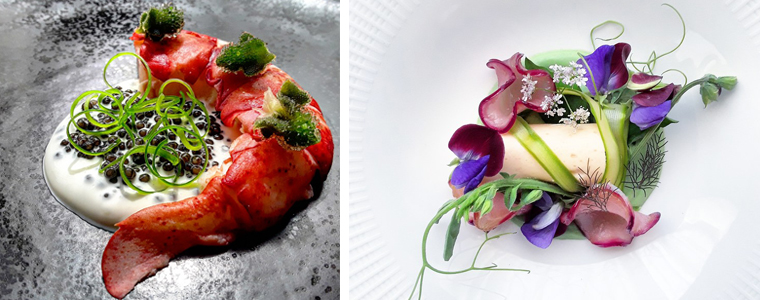 Sean Streete, The Staff Canteen, What is hot on the Chef plus mobile app, chefs to follow, food pics