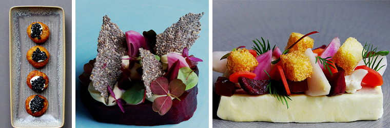 Chef Ross Sloan, The Staff Canteen, What is hot on the Chef plus mobile app, chefs to follow, food pics