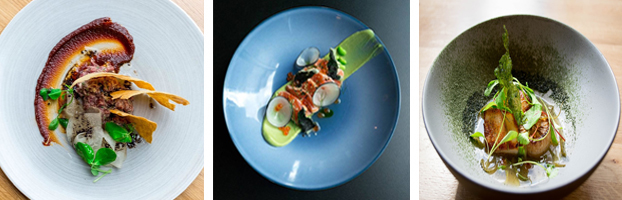 Chef George Tannock, food pics, Chef+, The Staff Canteen