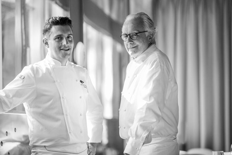Alain Ducasse & Jean Philippe Blondet ®pmonetta