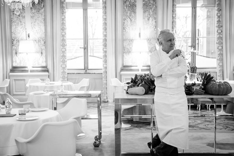 Restaurant Le Meurice Alain Ducasse MEURICE 23 03 16 photo de pmonetta 8248 low res