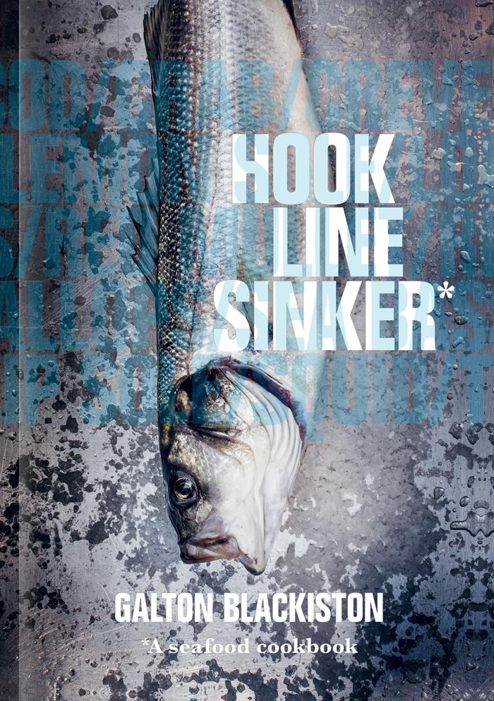 Hook Line Sinker BookCover