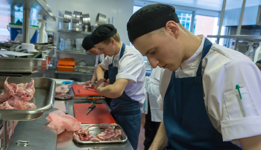 graduate awards 2017 final exam butchery low res