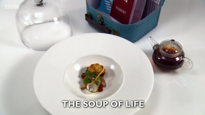 the soup of life