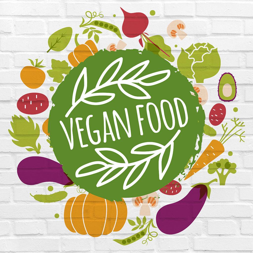 vegan food image