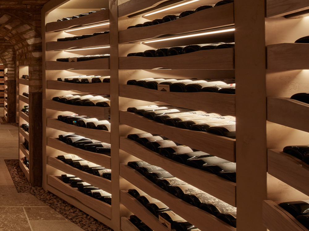 wine callar hide